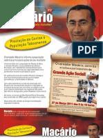 jornal Macario