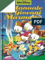 Manuale Delle Giovani Marmotte 2 - Disney 1975