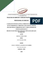 REVISION Y VALIDACION DEL INSTRUMENTO DE RECOLECCION DE DATOS