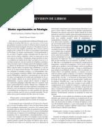 1 - diseños experimentales en psicologia