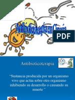 antibioticoterapia final