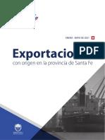 Exportaciones de Santa Fe