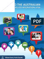 Guide to Australia Skilled Worker Visa