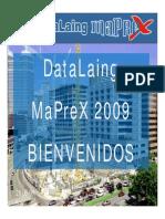 6 DATALAING MAPREX 2009