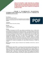 Plemons, E. Gênero, etnicidade e incorporação transgênero