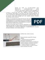 cable coaxial prog
