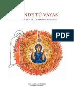 DONDE_TU_VAYAS-Regla_de_Vida_Hermanos_Maristas