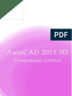 AUTO CAD 3D 2015