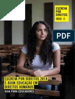 Atividades de Educação Para Direitos Humanos - Para Educadores