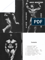 Bodybuilding-Mike Mentzer - Heavy Duty Nutrition