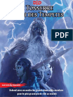 D&D 5 - Le Tonnerre du Roi des Tempêtes
