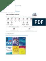 TCF Ressources