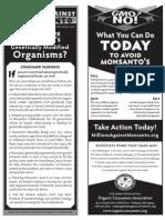 GMO? No!