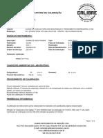 Certificado Bomba 2021