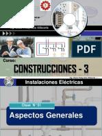 Clase 07_Instalaciones Electricas en Edificaciones