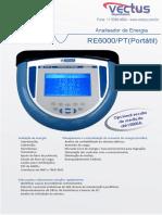 Manual RE6000 - Resumo II