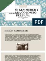 Misión Kemmerer y Guerra Colombo-peruana