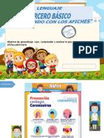 Lenguaje El Afiche