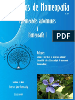 Cuadernos de Homeopatía Volumen 1 número 1-2017
