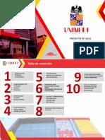 Plantilla de Presentación Unimeta