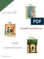 Minibook i Tempi Del Verbo