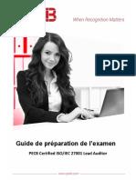 Pecb Iso 27001 Lead Auditor Exam Preparation Guide Fr (1)