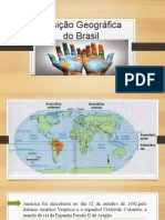A Posição Geográfica Do Brasil