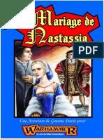 le mariage de nastassia