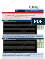 Forex Market Insight Report 28 March 2011