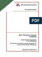 Kit instalation EGP