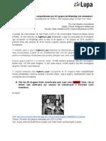 Relatório-WhatsApp-1-turno-Lupa-2F-USP-2F-UFMG