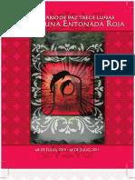 calendario de Bolsillo sincronico Luna entonada