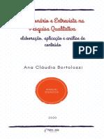 Livro Metodologia Entrevista - Cau