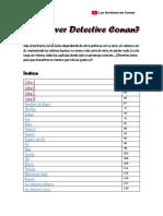 Como Ver Detective Conan