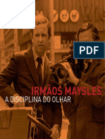 Catálogo Irmãos Maysles