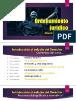 Introducción al estudio del Derecho I - Charla inaugural - Alberto Pereira-Orozco (1)