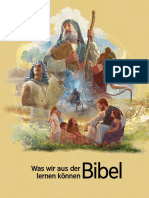 Was Wir Aus Der Bibel Lernen Können