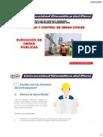 EJECUCIÓN DE OBRAS PUBLICAS