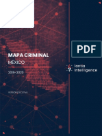 Mapa criminal de México, 2019-2020, versión ejecutiva, Lantia Intelligence