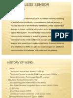 Wireless Sensor Networks PPT