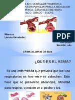 Exposicion Del Asma