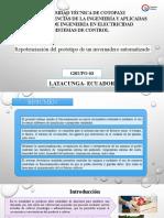 Presentacion Proyecto Final Sdc Grupo 03
