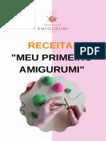 ISCA RECEITA - AMIGURUMI