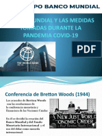 GRUPO -11 EL BANCO MUNDIAL Y ACCIONES EN LA PANDEMIA N-A (1)