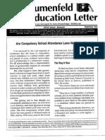 The Blumenfeld Education LetterSeptember 1990