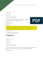 Evaluación Clase 3 Entorno Economico