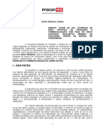 Nota Tecnica Procon-MG 13_2016 - Com_rcio de Carne de Sol