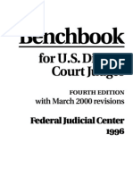 Judges Bench Book