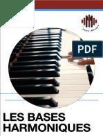 Les Bases Harmoniques