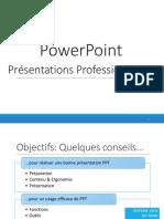 Bonnes pratiques PowerPoint